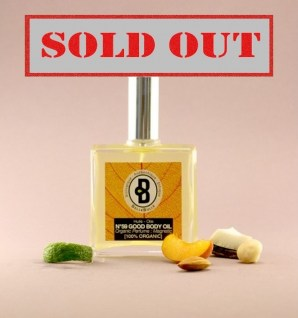 sold out bellebulle bio oil